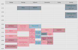 Stundenplan